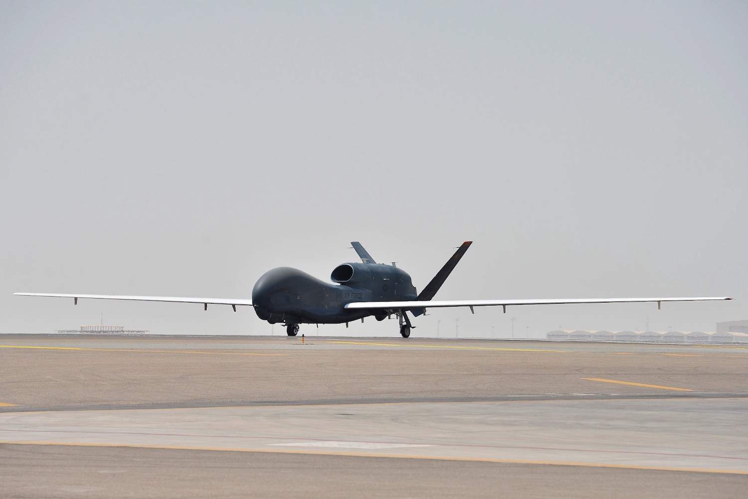 How The US Air Forces Biggest Drones Help Set Up Attacks On ISIS